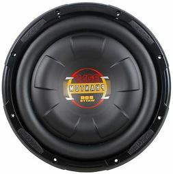 Boss D10f 10 800w Shallow Mount Diablo Series Car Audio Subw