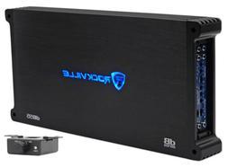 Rockville dB55 4000 Watt/2000w RMS 5 Channel Amplifier Car S