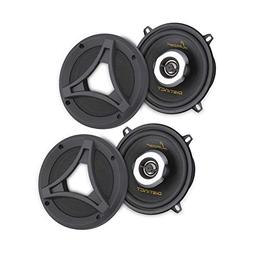 "Lanzar Distinct 5.25"" -In. Car Stereo Speaker Pair   2-Way P"