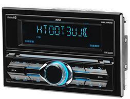 Sound Storm DDML28B Car Receiver - Bluetooth / MP3 / USB, AM