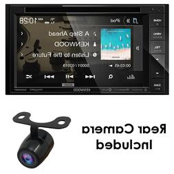 "KENWOOD DDX26BT 6.2"" DOUBLE DIN TOUCHSCREEN CAR STEREO DVD B"
