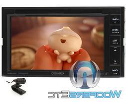 """KENWOOD DDX26BT 6.2"""" TV CD DVD USB BLUETOOTH TOUCHSCREEN IPH"""