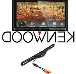 Kenwood DDX9905S eXcelon Double-DIN with Apple CarPlay Waze