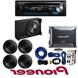 Pioneer DEH-S4000BT CD MP3 USB Bluetooth 13 Band EQ CAR Ster