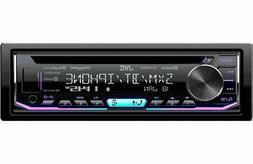 JVC KD-T900BTS CD USB AUX BLUETOOTH SIRIUSXM PANDORA 200W CA