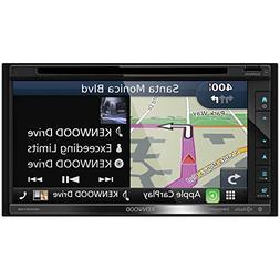 Kenwood DNX574S 2-Din AV Navigation System with Bluetooth &