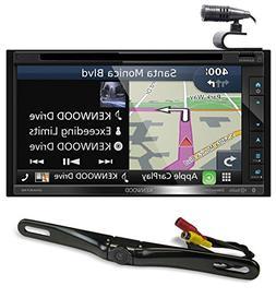 "Kenwood DNX574S 6.8"" Navigation DVD Bluetooth Receiver Car P"