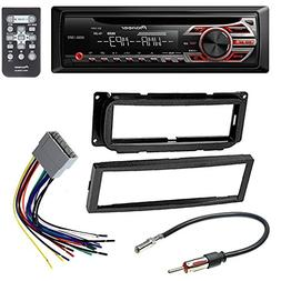 Dodge Chrysler Jeep 2002-2007 CAR Stereo Radio Dash Installa