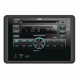 Pyle Double DIN In Dash Car Stereo Head Unit - Wall Mount RV