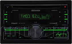 New Kenwood DPX-301U In-Dash 2-DIN CD AUX/USB MP3 Car Audio