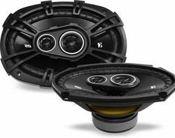 "Kicker DSC6930 6"" x 9"" 360W DS Series 3-Way Coaxial Car Ster"