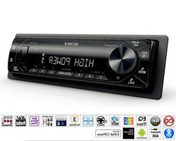 Sony DSX-GS80 Single Din Car Stereo Media Receiver iPhone An