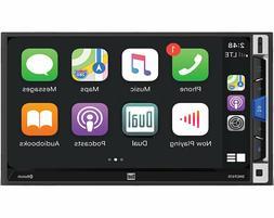 "Dual 7"" 2-DIN Touchscreen Bluetooth Car Stereo Digital Multi"