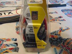 Scosche Dual AMP Add On Wiring Kit, 1600 or 1200 Watt