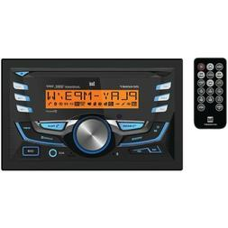 DUAL DC426BT Double-DIN In-Dash CD AM/FM Receiver with Bluet