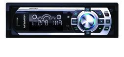 NEW DV5000 Car Stereo InDash AM/FM SD CD Player Remote Flip