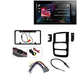 DVD CAR CD Stereo Receiver Dash Install MOUNTING KIT Wire Ha