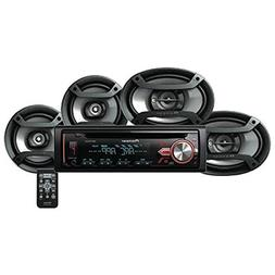 Pioneer Dxt-X2969ui Single-Din In-Dash Cd Receiver With Blue