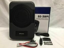 Alpine Electronics PWE-S8 Restyle Compact Powered 8-Inch Sub