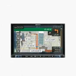 "Alpine Electronics X108U 8"" Mech-Less Restyle Dash System"