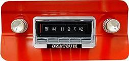 1964-1966 Ford Mustang 300 watt USA-740 AM FM Car Stereo/Rad