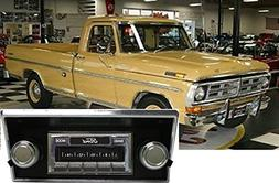 Custom Autosound Stereo compatible with 1968-1972 Ford Truck