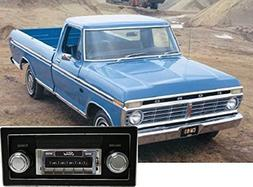 Custom Autosound Stereo compatible with 1973-1979 Ford Truck