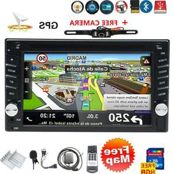"""GPS Navi WiFi Double 2Din 7"""" Smart Android Car Stereo NO DVD"""
