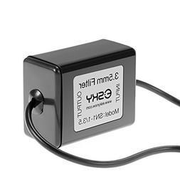 Esky Ground Loop Noise Isolator, Works with HIMBOX/iPod/Zune