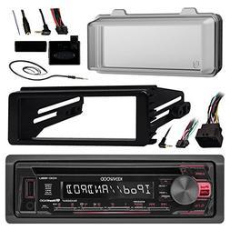 96-2013 Harley Touring Stereo Radio Install Adapter Dash kit