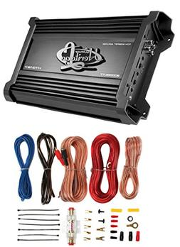 LANZAR HTG157 3000W Mono MOSFET Car Audio Power Amplifier +