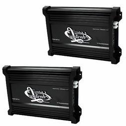 Lanzar HTG157 3000W Mono MOSFET Car Audio Power Amplifier Am