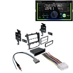 JVC 2-Din in-Dash Car Stereo CD Player w/Bluetooth Nissan Al