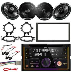 JVC KW-R930BTS Double DIN Bluetooth Car CD Player Stereo Rec
