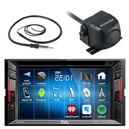 "JVC KWV120BT 6.2"" Touch Screen Car CD DVD USB Bluetooth Ster"