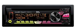 JVC KD-RD98BTS Single DIN Bluetooth in-Dash CD/AM/FM Car Ste