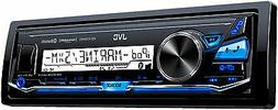 JVC KD-X33MBS Single DIN Marine Grade Bluetooth In-Dash Mech