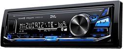 JVC KD-X33MBS Single DIN Marine Grade Bluetooth in-Dash Mech