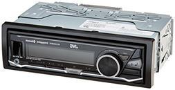 JVC KD-X340BTS Single-Din Car Digital Media Bluetooth Receiv