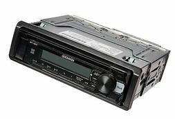 Kenwood KDC-118 Single-Din In-Dash CD Receiver w/Aux/Mp3/WMA