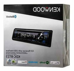 KENWOOD KDC-BT23 CAR AUDIO 1-DIN CD AM FM BLUETOOTH STEREO W