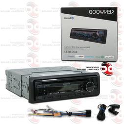 Kenwood KDC-BT32 1 DIN In-Dash USB Bluetooth CD Music Player