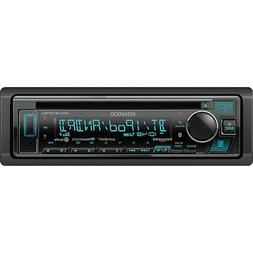 Kenwood KDC-BT375U Car Stereo CD Receiver Player w/ Bluetoot