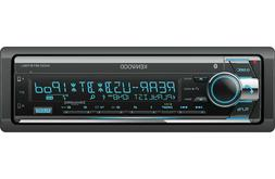 Kenwood KDC-BT572U 1-DIN Car Stereo CD Player Receiver with
