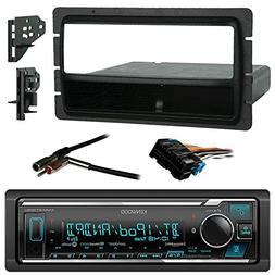 Kenwood KMM-BT315U Car USB/AUX Bluetooth Media Receiver Bund