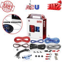 kit2 8 amplifier installation kit