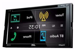 "JVC KW-V430BT 6.8"" Bluetooth In-Dash DVD/CD/AM/FM In-Dash Ca"