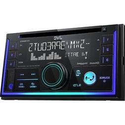 JVC KWR930BTS 2-Din Bluetooth CD Receiver USB MP3 Double Din