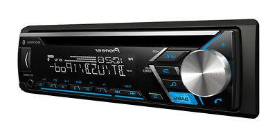 CD Receiver w/ Bluetooth USB AUX Control