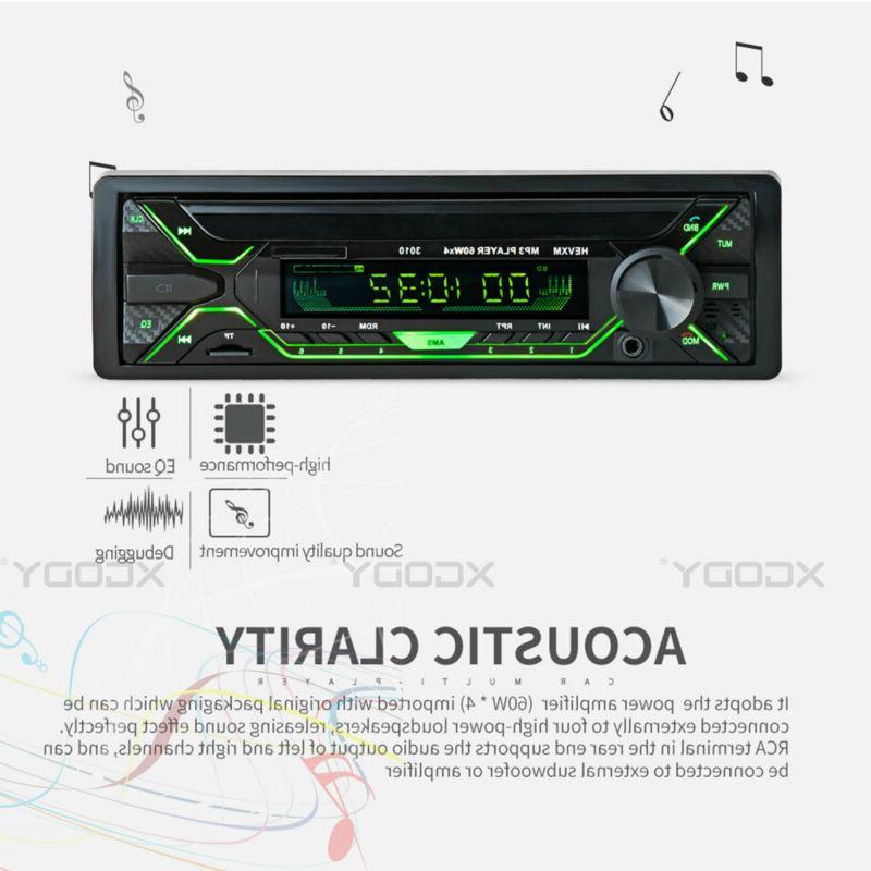 1 Din Radio Player FM